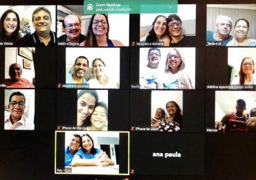 MFC Grande Vitória e São Mateus: Encontro Virtual Buquê Peregrino