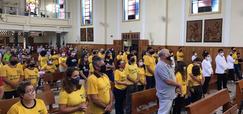 MFC Londrina: Missa de Peregrinação Arquidiocesana