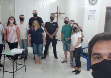 MFC Santo Antônio da Platina: Reunião Coordenadores da Cidade