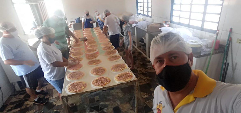 MFC Descalvado: Tarde de Pizza