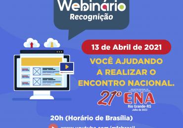 Próximo Webinário Abril de 2021