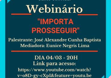 MFC Espírito Santo: Webinário