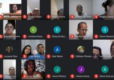 MFC Minas Gerais: Momento Virtual de Reflexão