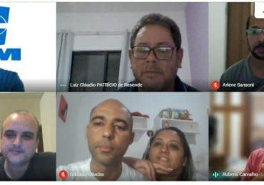 MFC Minas Gerais: Reunião de Avaliação