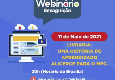 Próximo Webinário Maio de 2021