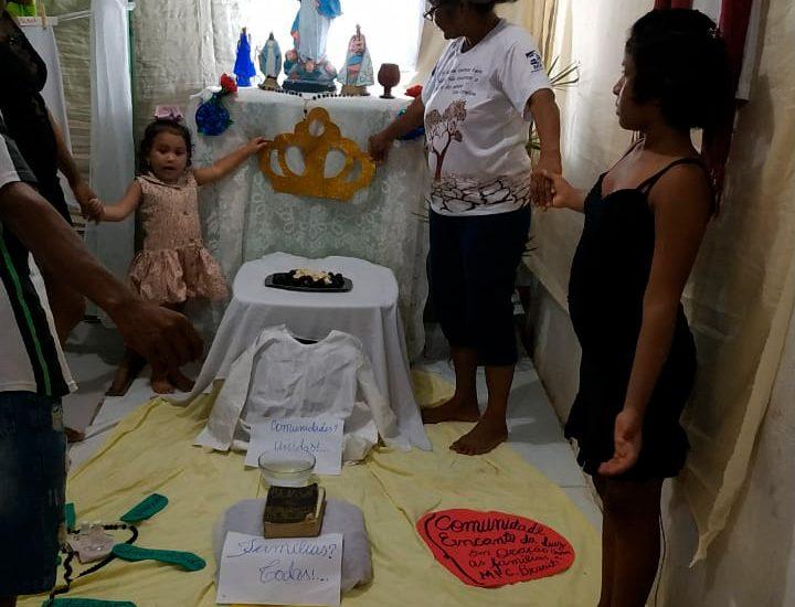 MFC Maranhão: Varal de Orações