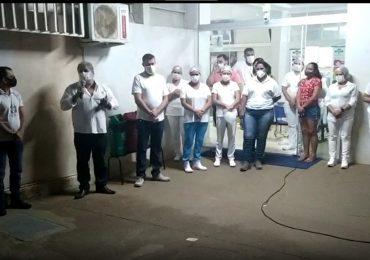 MFC Monte Azul: Momento de Oração