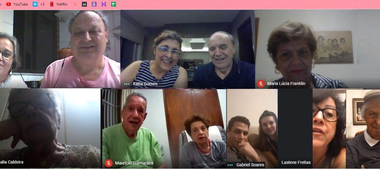 MFC Belo Horizonte: Reunião Mensal de Abril