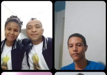 MFC Jovem Pirassununga: Reunião Online