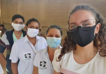 MFC Pitangui: Varal Solidário