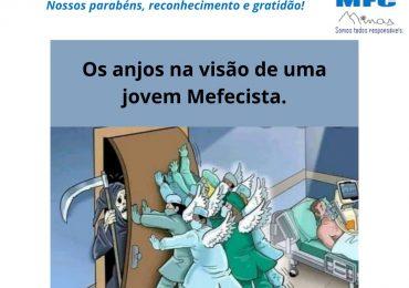 MFC Minas Gerais: Homenagem aos Enfermeiros