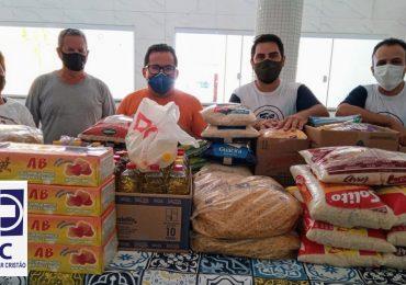 MFC Tatuí: Entrega de Doações