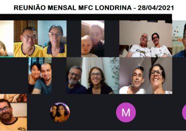 MFC Londrina: Reunião Coordenação