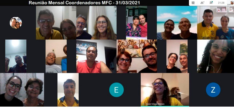 MFC Londrina: Reunião