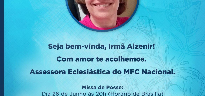 MFC Nacional: Assessora Eclesiástica