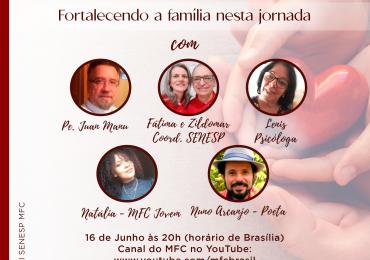 SENESP: Live Roda de Conversa