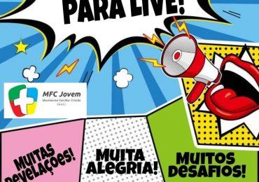 MFC Jovem Brasil: Live Domingo