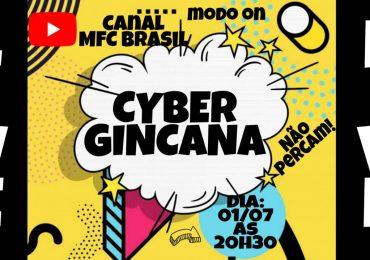 MFC Jovem: Live Cyber Gincana