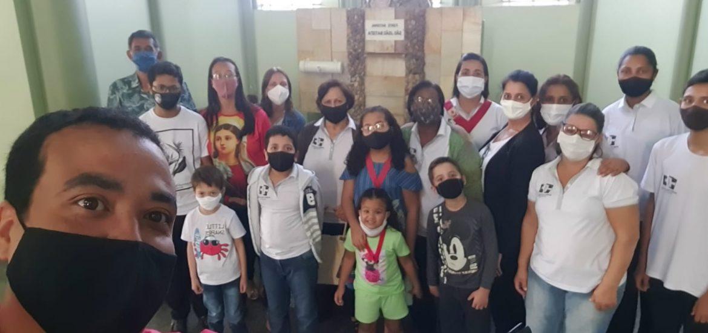 MFC Pitangui: Missa em Ação de Graças pelos 66 anos do MFC no Brasil