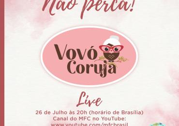 MFC Nacional: Live Vovó Coruja