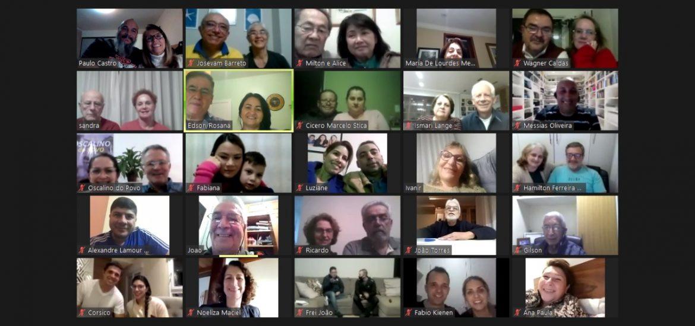 MFC Curitiba: Reunião Mensal de ECCI