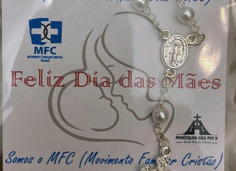 MFC Nova Londrina: Missa Mães