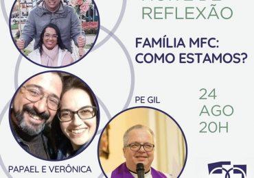 MFC Rio Grande do Sul: Live Noite de Reflexão