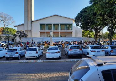 MFC Alto Paraná: Drive-in e Missa das Mães
