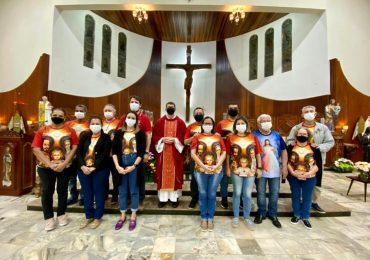 MFC Nova Londrina: Santa Missa