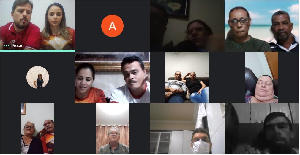 MFC Nova Londrina: Reunião