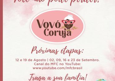 MFC Nacional: Lives Vovó Coruja