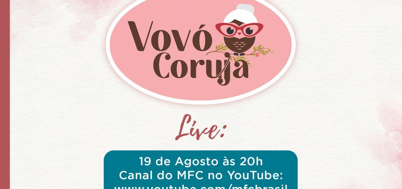 MFC Nacional: 3ª Live Vovó Coruja