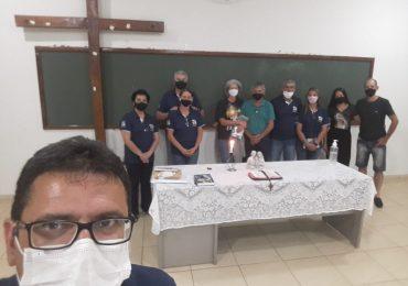 MFC Terra Rica: Reunião de Coordenação Presencial