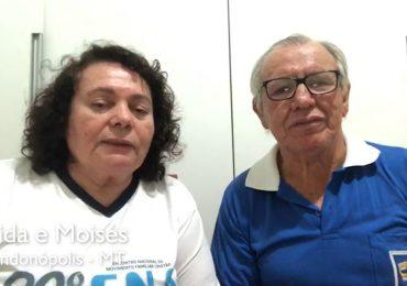 Minuto ENA: Cida e Moisés MFC Rondonópolis-MT