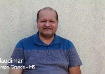 Minuto ENA: Claudimar MFC Campo Grande-MS