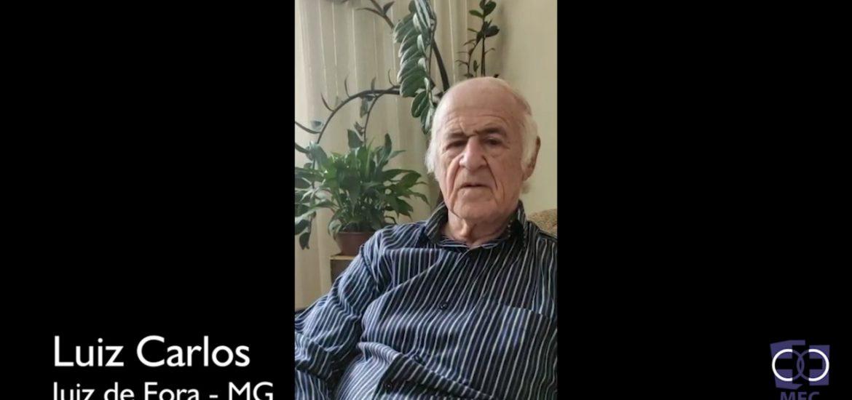 Minuto ENA: Luiz Carlos MFC Juiz de Fora-MG