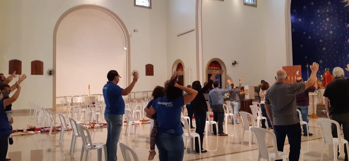 MFC Mandaguari: Momento de Adoração
