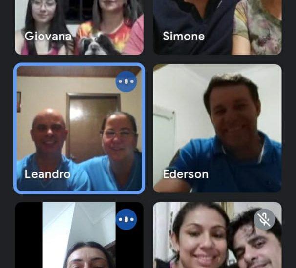 MFC Alto Paraná: Reunião Mensal
