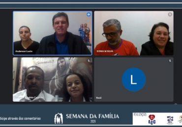 MFC Conselheiro Lafaiete: Segundo dia da Semana da Família