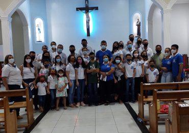MFC Mamonas: Terceiro encontro da Semana da Família