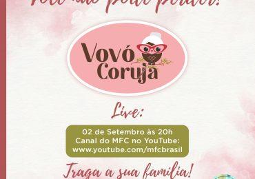 MFC Nacional: 4ª Live Vovó Coruja