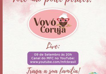 MFC Nacional: 5ª Live Vovó Coruja