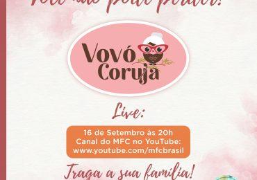 MFC Nacional: 6ª Live Vovó Coruja