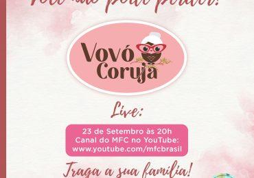 MFC Nacional: 7ª Live Vovó Coruja