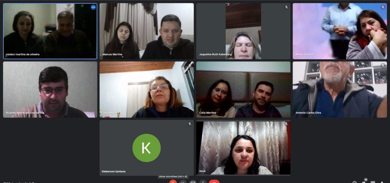 MFC Castro: Reunião de Coordenadores
