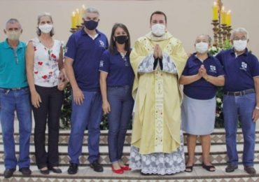 MFC Terra Rica: 10 anos de Ordenação do Padre Marcelo Santiago