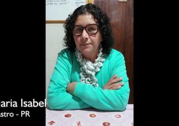 Minuto ENA: Maria Isabel MFC Castro-PR