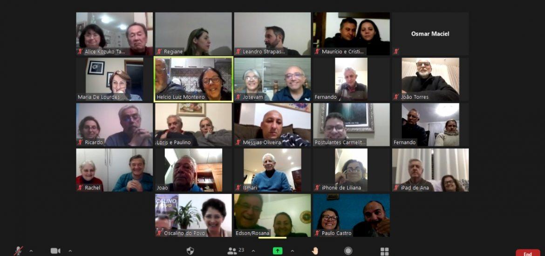 MFC Curitiba: Reunião Mensal da ECCI