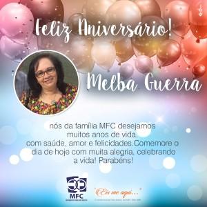 Post AniversarioMelbaGuerra